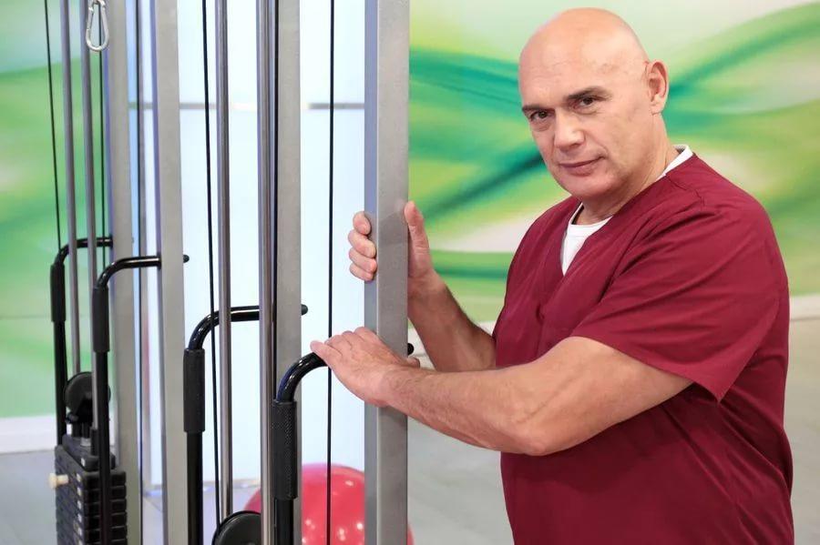 Упражнения с доктором бубновским в домашних условиях
